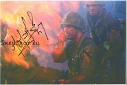 Автограф: Мэл Гибсон. Мы были солдатами