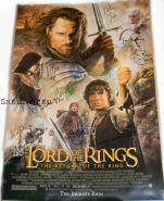 Автографы: Властелин колец: Возвращение Короля